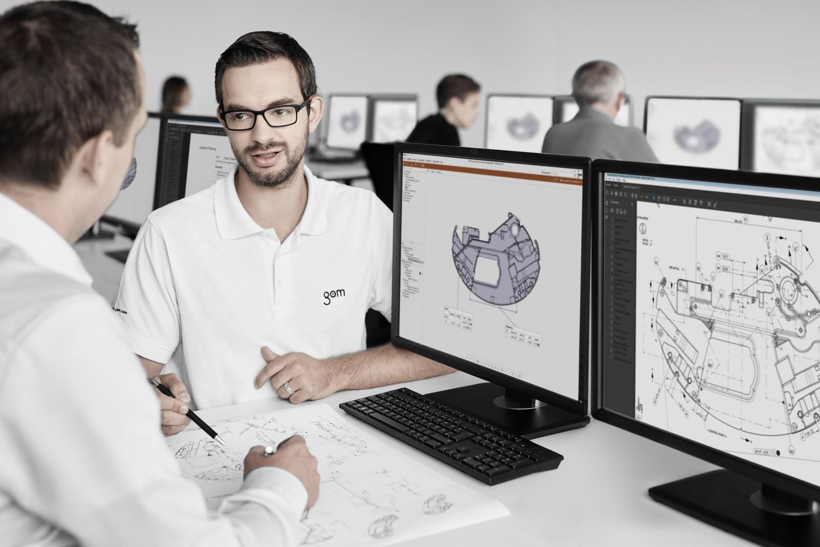 Die GOM Inspect Einführungsseminare finden in der GOM Firmenzentrale in Braunschweig statt. Darüber hinaus wird das Seminar an zwei Terminen auch im Schulungszentrum des GOM Partners Topometric in Göppingen angeboten.