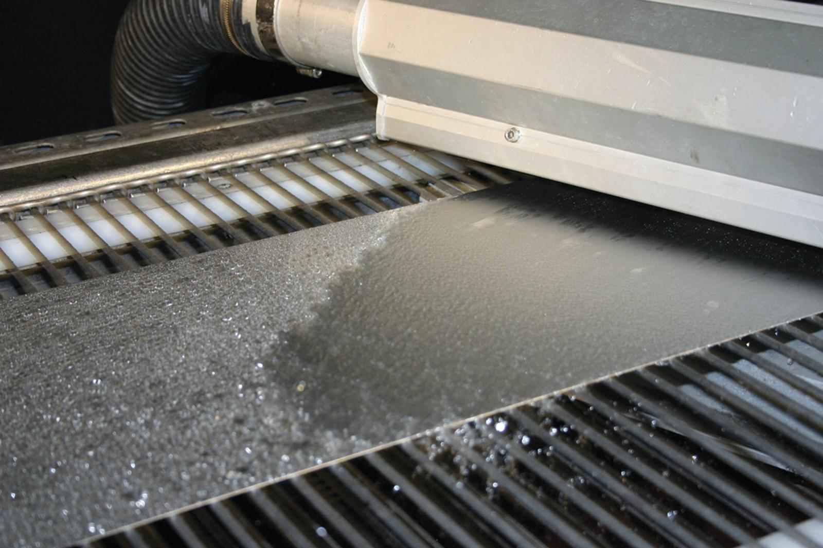 Luftklingen werden zum effizienten Reinigen, Trocknen oder Kühlen eingesetzt.
