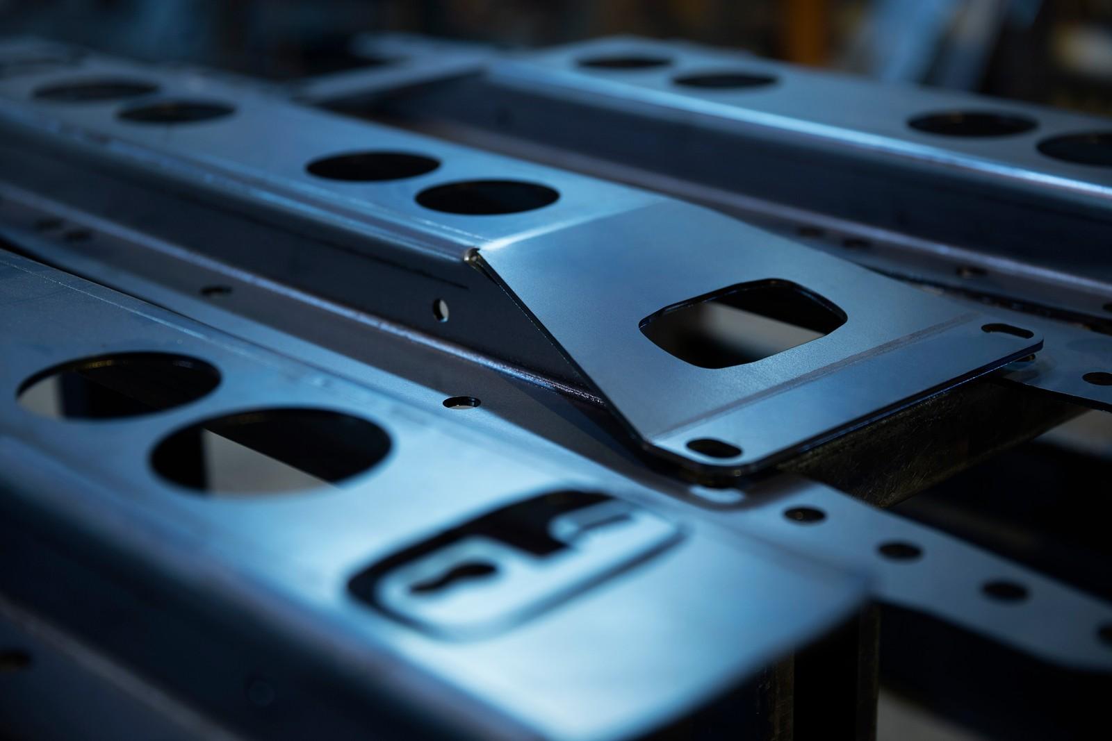 Die brandneue Stahlsorte SSAB Domex Plus soll durch seine außergewöhnliche Qualität die Produktivität erhöhen.