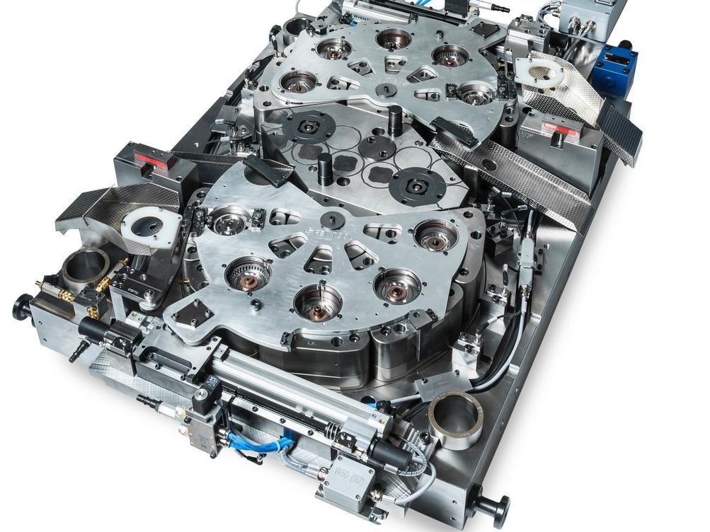 Der Kaltarbeitsstahl Böhler K 490 Microclean wurde erfolgreich in Feinschneidwerkzeugen bei Feintool getestet.
