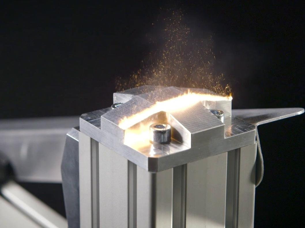 Scanywhere zur Laserbearbeitung von 3D Oberflächen