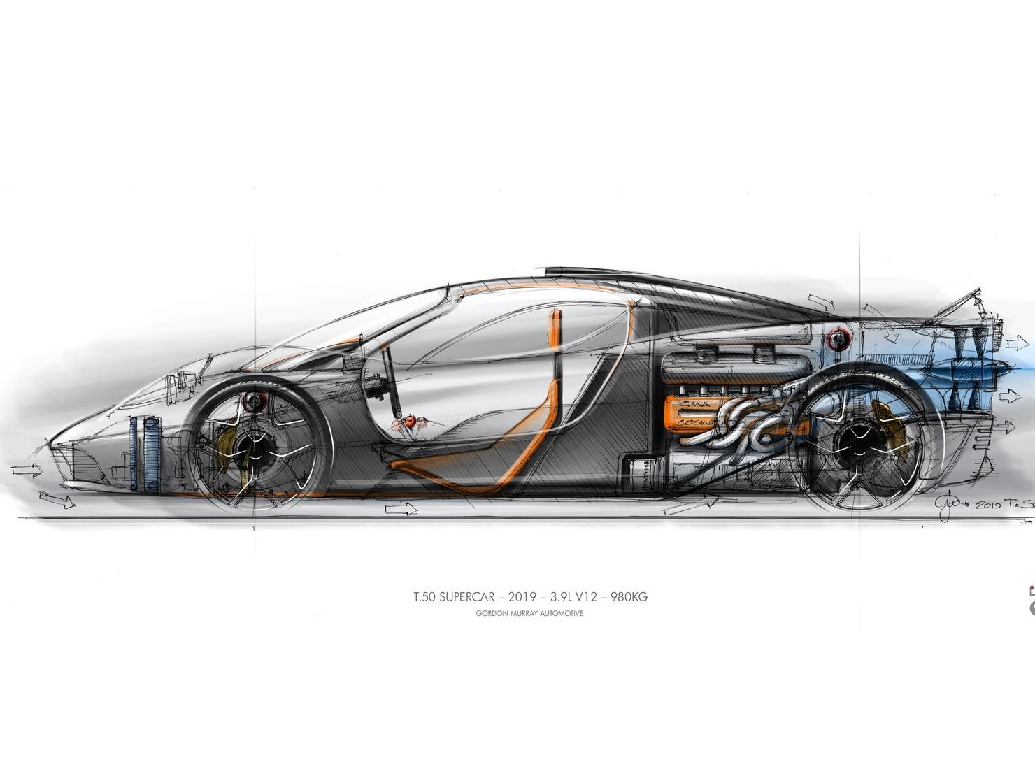 Das neue Modell verfügt über eine intelligente aktive Unterboden-Aerodynamik, die mit kontinuierlichen, dynamischen und interaktiven Unterboden-Bodeneffekt-Systemen das Fahrerlebnis optimiert.