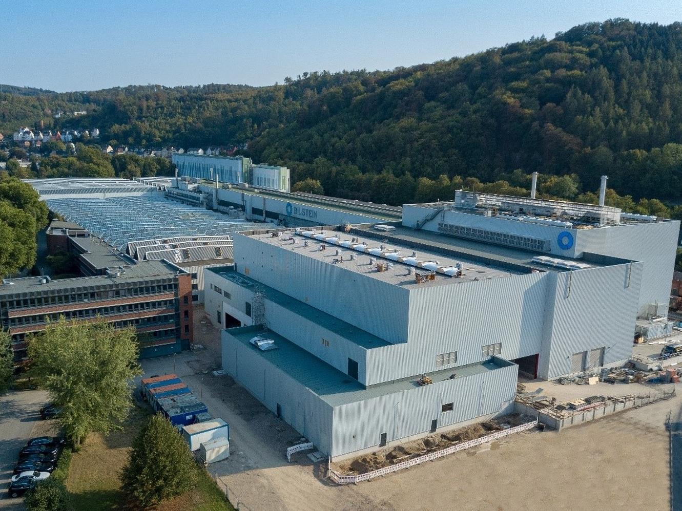 Die Bilstein Group startet im Herbst 2019 die Produktion von Kaltband mit einem weltweit einzigartigen Breitbandwalzkonzept.